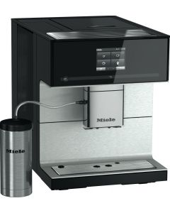 MIELE Stand-Kaffeevollautomat CM 7350 CH SW